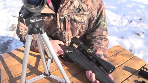 Celestron LandScout Spotting Scope Backpack Kit - image 9 from the video