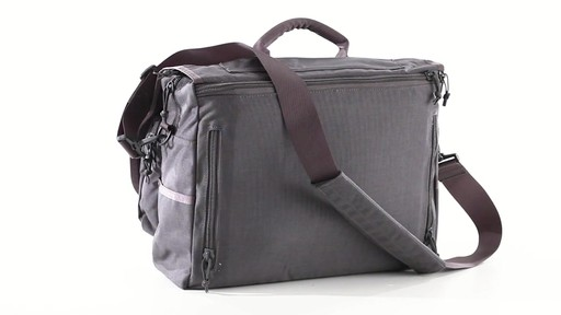 U.S. Military Surplus Tactical Range Bag 360 View - image 4 from the video