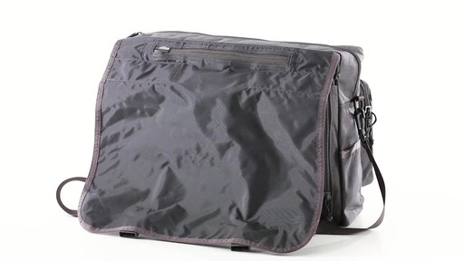 U.S. Military Surplus Tactical Range Bag 360 View - image 9 from the video