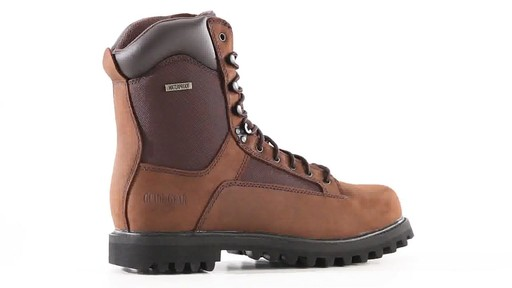 Guide Gear Men's Insulated Waterproof Sport Boots 800 Grams 360 View - image 1 from the video