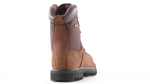 Guide Gear Men's Insulated Waterproof Sport Boots 800 Grams 360 View - image 2 from the video