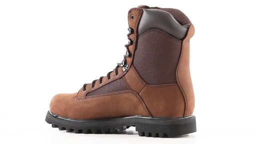 Guide Gear Men's Insulated Waterproof Sport Boots 800 Grams 360 View - image 3 from the video
