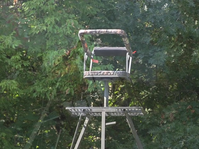 Guide Gear® 14' Ultra Deluxe Tripod Stand - image 10 from the video