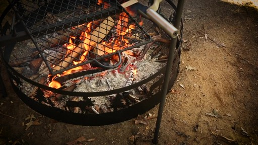 Guide Gear Campfire Cooking Equipment Set - image 6 from the video
