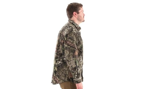 Guide Gear Men's Shirt Jacket 360 View - image 2 from the video