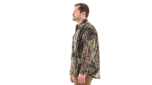Guide Gear Men's Shirt Jacket 360 View - image 6 from the video