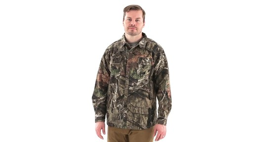 Guide Gear Men's Shirt Jacket 360 View - image 7 from the video