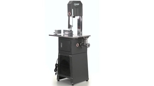 Guide Gear Electric Meat Cutting Band Saw and Grinder 360 View - image 1 from the video