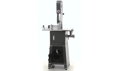 Guide Gear Electric Meat Cutting Band Saw and Grinder 360 View - image 2 from the video
