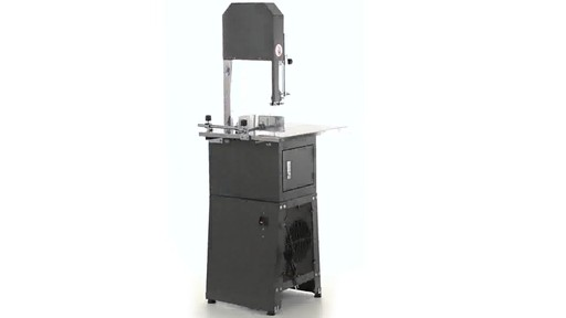 Guide Gear Electric Meat Cutting Band Saw and Grinder 360 View - image 4 from the video