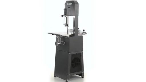 Guide Gear Electric Meat Cutting Band Saw and Grinder 360 View - image 9 from the video