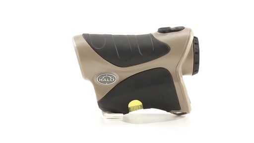 Halo Xray 900 6X Laser Rangefinder 360 View - image 10 from the video
