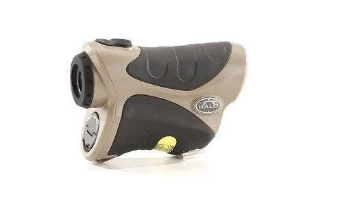 Halo Xray 900 6X Laser Rangefinder 360 View - image 5 from the video