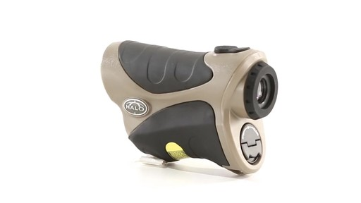 Halo Xray 900 6X Laser Rangefinder 360 View - image 9 from the video