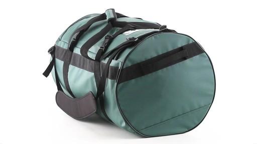 Guide Gear Waterproof Duffel Bag 90 Liters 360 View - image 4 from the video