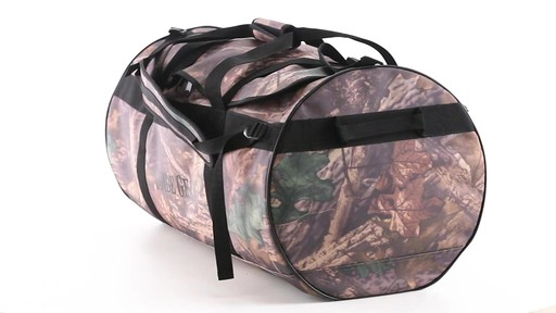 Guide Gear Waterproof Duffel Bag 90 Liters 360 View - image 8 from the video