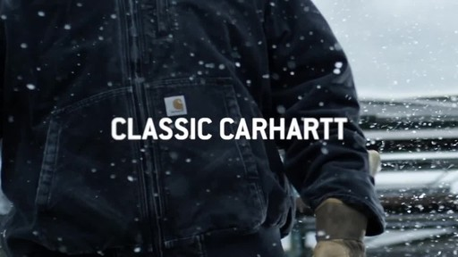 Carhartt - image 1 from the video
