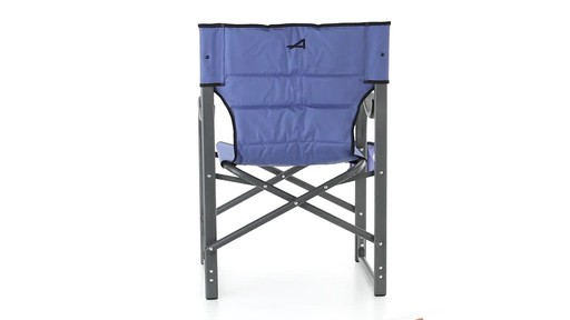 Alps Mountaineering Oversized Folding Camp Chair 360 View - image 9 from the video
