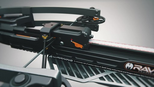 Ravin R20 Crossbow Package Gunmetal Grey - image 2 from the video