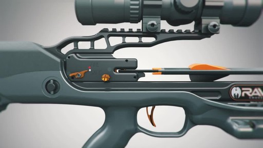 Ravin R20 Crossbow Package Gunmetal Grey - image 7 from the video