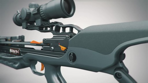 Ravin R20 Crossbow Package Gunmetal Grey - image 8 from the video