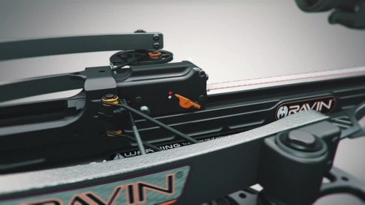 Ravin R20 Crossbow Package Gunmetal Grey - image 9 from the video