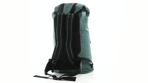 Guide Gear Waterproof Dry Bag Backpack 360 View - image 5 from the video