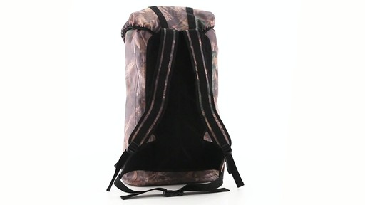 Guide Gear Waterproof Dry Bag Backpack 360 View - image 6 from the video