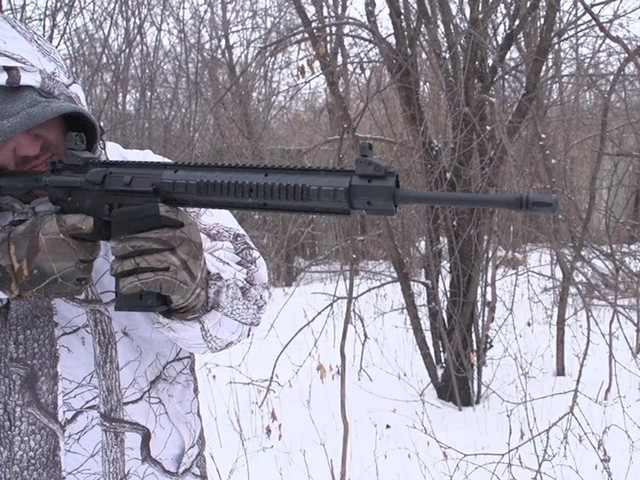 Winchester® MP4 Air Rifle - image 5 from the video