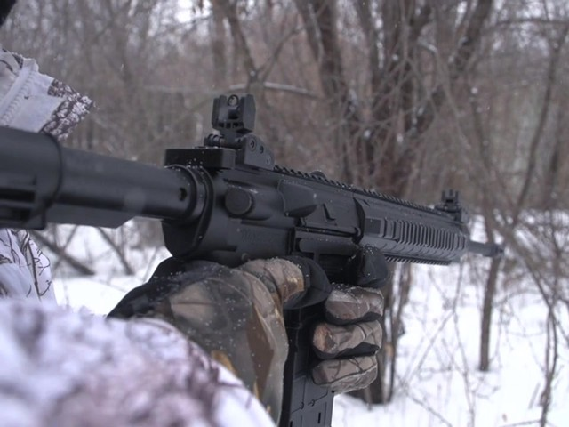 Winchester® MP4 Air Rifle - image 6 from the video