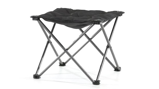 Guide Gear Camp Chair Ottoman 360 View - image 1 from the video