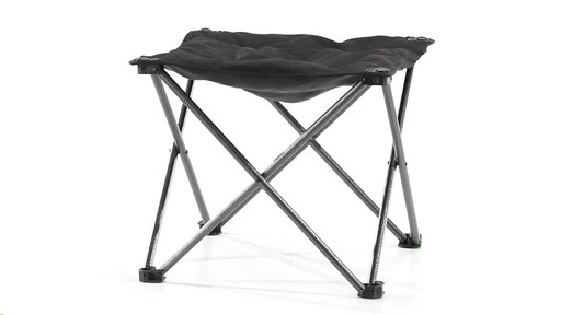 Guide Gear Camp Chair Ottoman 360 View - image 3 from the video