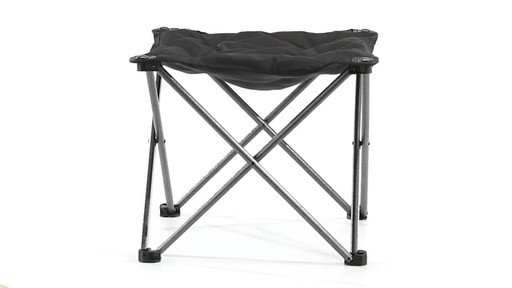 Guide Gear Camp Chair Ottoman 360 View - image 5 from the video