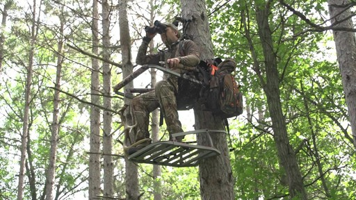 X Stand Silent Adrenaline Deluxe Climber Tree Stand