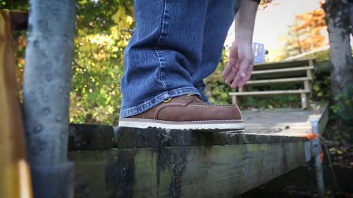 Guide Gear Men's Brutus Wedge Work Boots - image 8 from the video