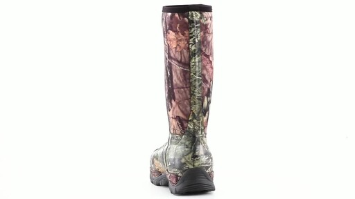 Guide Gear Men's Wood Creek Insulated Rubber Hunting Boots 1000 grams 360 View - image 3 from the video