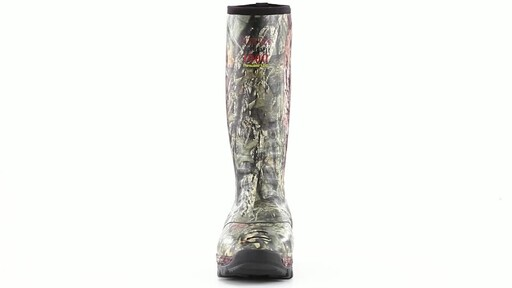 Guide Gear Men's Wood Creek Insulated Rubber Hunting Boots 1000 grams 360 View - image 8 from the video