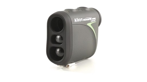 Nikon ARROW ID 3000 Bowhunting Laser Rangefinder 360 View - image 1 from the video