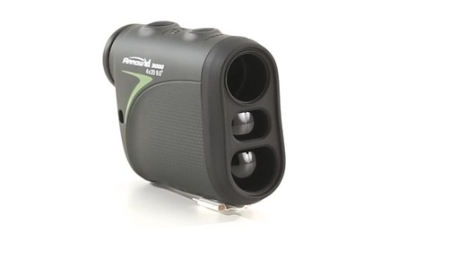 Nikon ARROW ID 3000 Bowhunting Laser Rangefinder 360 View - image 3 from the video
