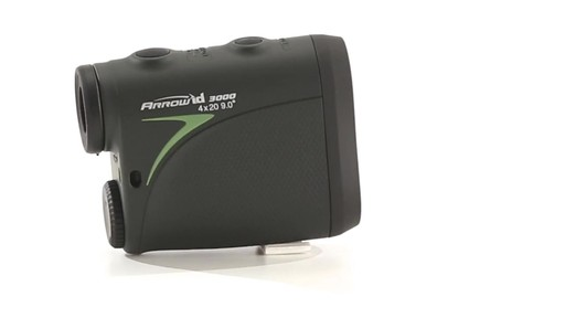 Nikon ARROW ID 3000 Bowhunting Laser Rangefinder 360 View - image 5 from the video