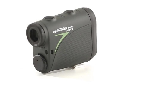 Nikon ARROW ID 3000 Bowhunting Laser Rangefinder 360 View - image 6 from the video