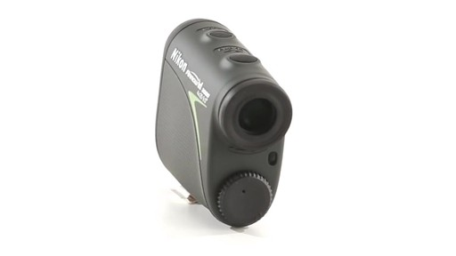 Nikon ARROW ID 3000 Bowhunting Laser Rangefinder 360 View - image 8 from the video