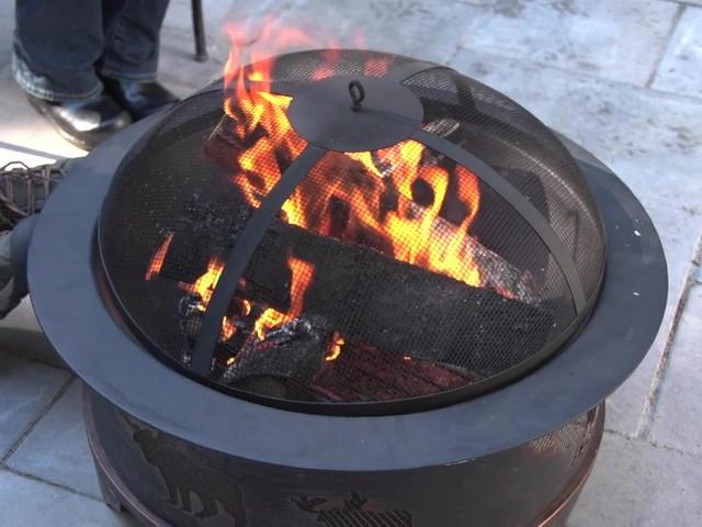 Castlecreek 174 Big Game Fire Pit 187 Sportsman S Guide Video