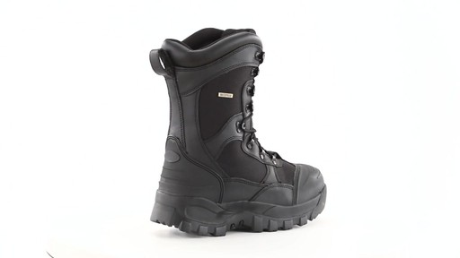 Guide Gear Men's Monolithic Hunting Boots Insulated Waterproof 360 View - image 1 from the video