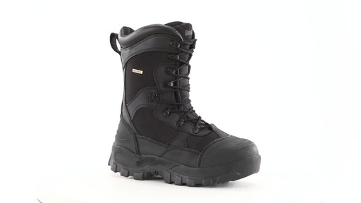 Guide Gear Men's Monolithic Hunting Boots Insulated Waterproof 360 View - image 10 from the video