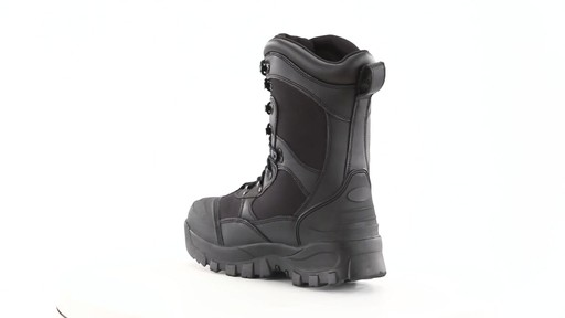 Guide Gear Men's Monolithic Hunting Boots Insulated Waterproof 360 View - image 4 from the video