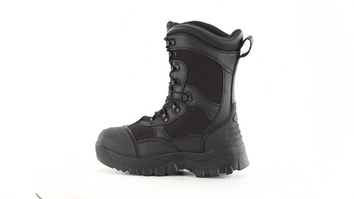 Guide Gear Men's Monolithic Hunting Boots Insulated Waterproof 360 View - image 5 from the video