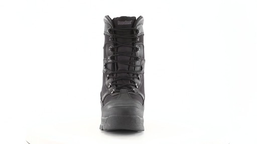 Guide Gear Men's Monolithic Hunting Boots Insulated Waterproof 360 View - image 8 from the video