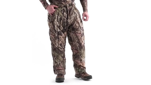 MEN'S COLD WEATHER DOWN PANT 360 View - image 1 from the video