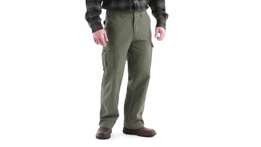 Guide Gear Men's Outdoor Cargo Pants 360 View - image 1 from the video